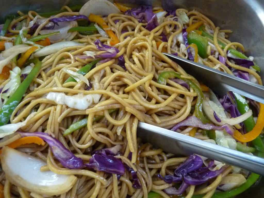 chow mein indian version