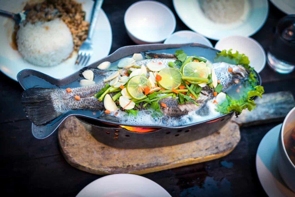 best restaurants in vientiane