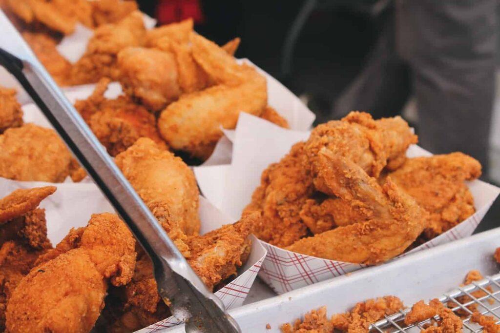 Khouvieng Fried Chicken vientiane