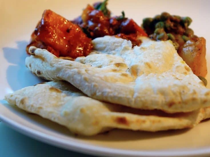 Easy Naan Bread Recipe Without Yeast In 30 Minutes