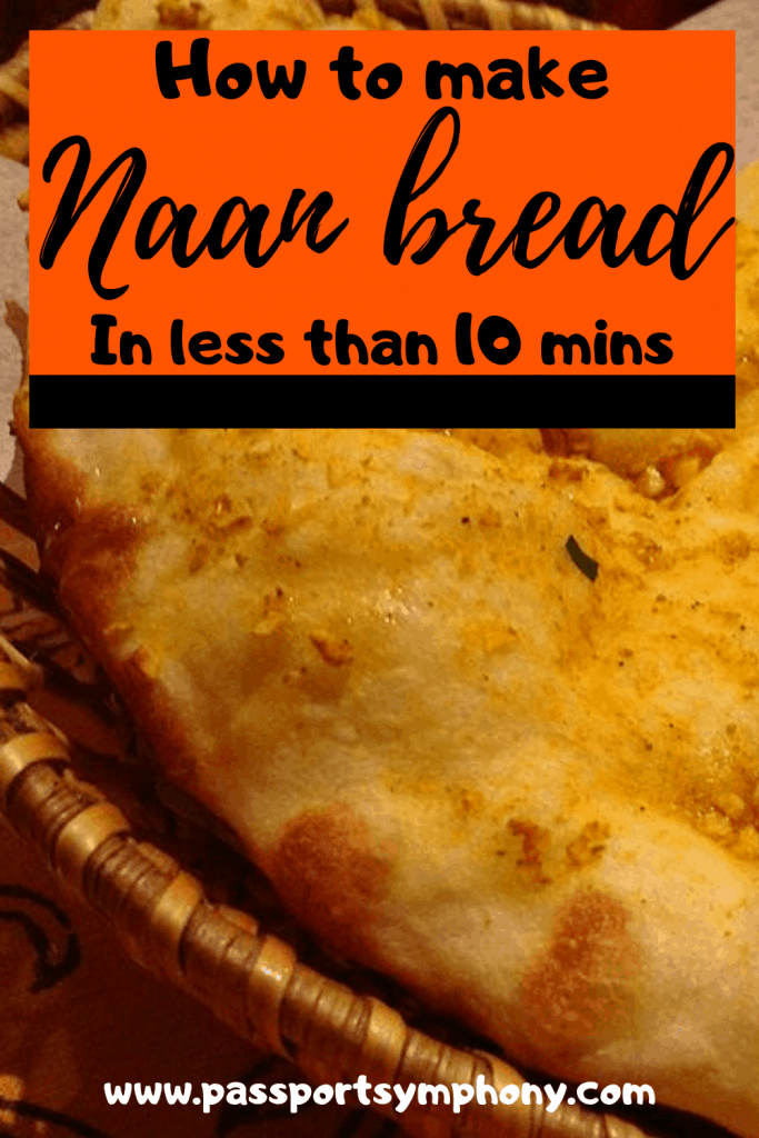 Easy Naan Bread Recipe Without Yeast
