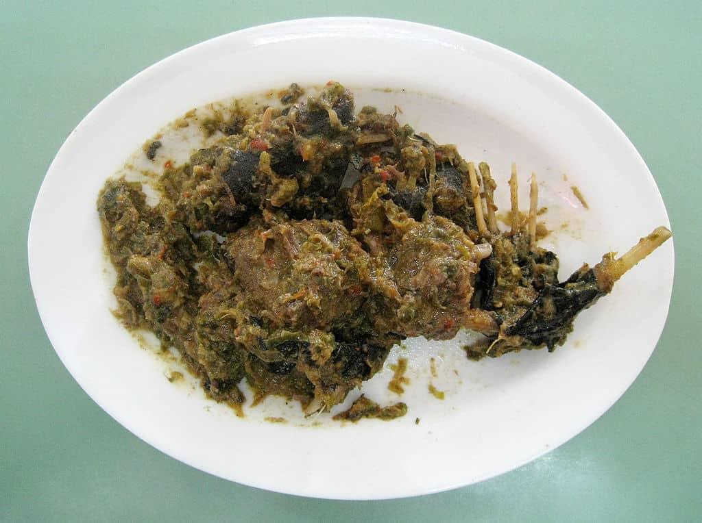 bizarre food in asia