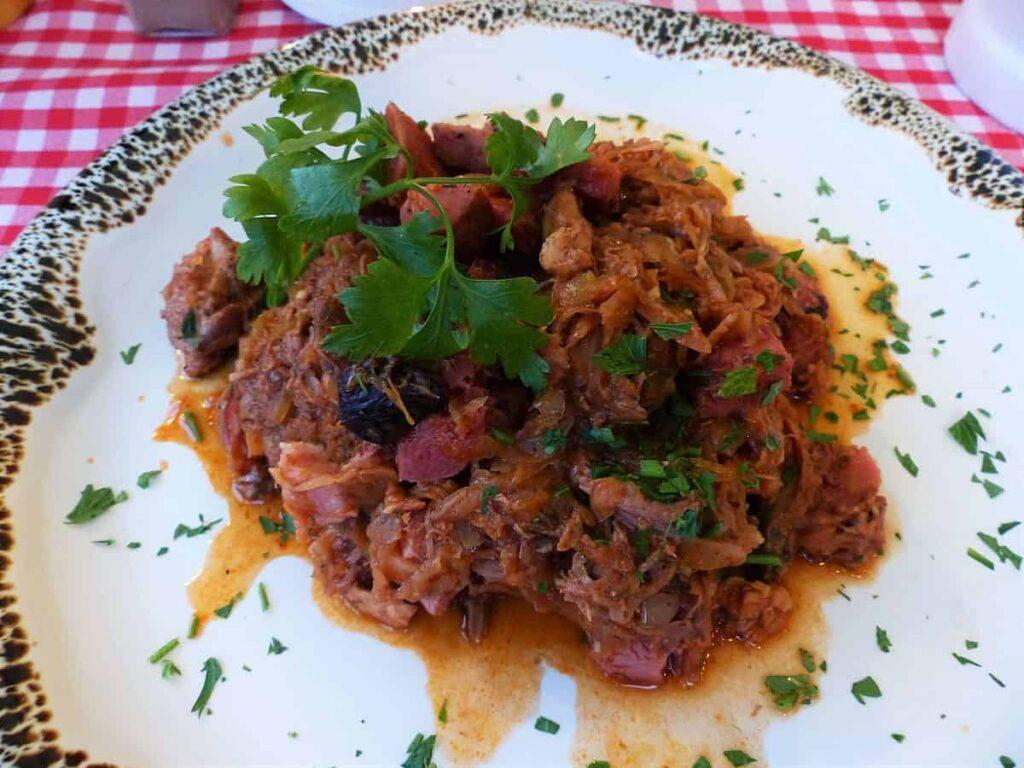 bigos slavic food