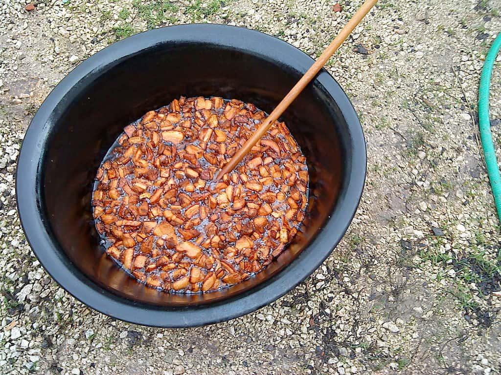 cvarci slavic food