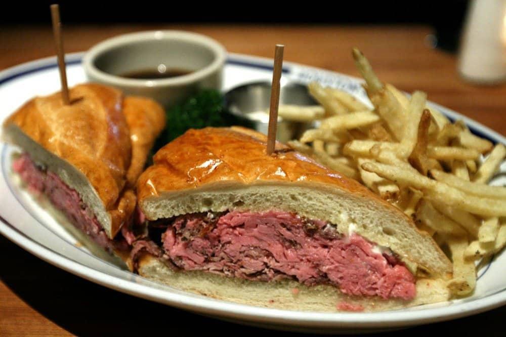 brain sandwich