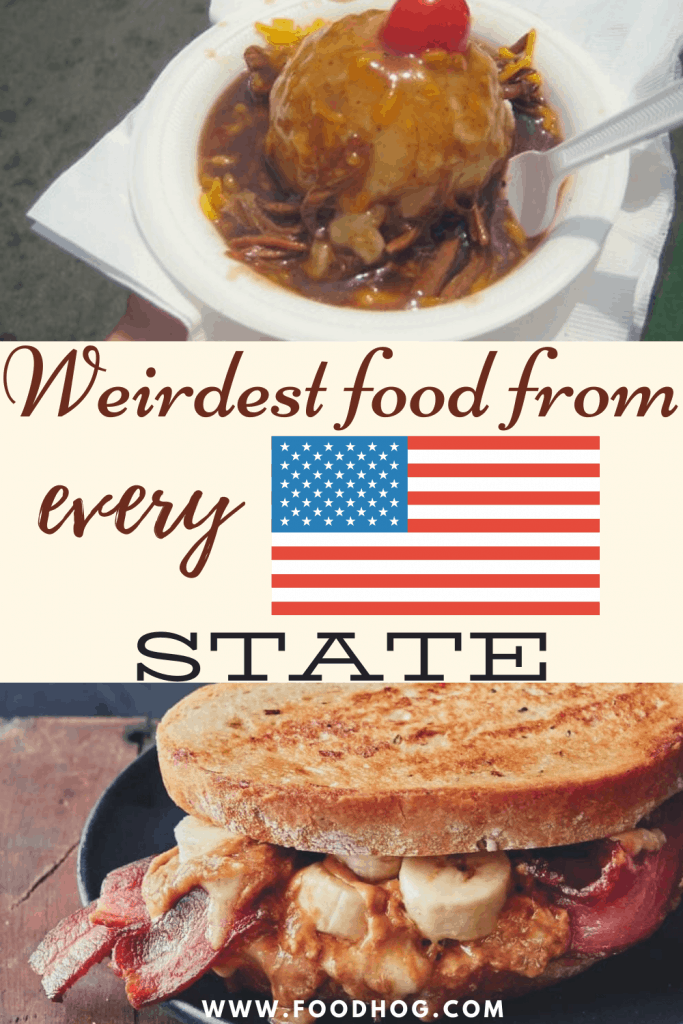 worst american food