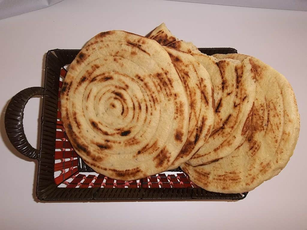 khobz recipe bread