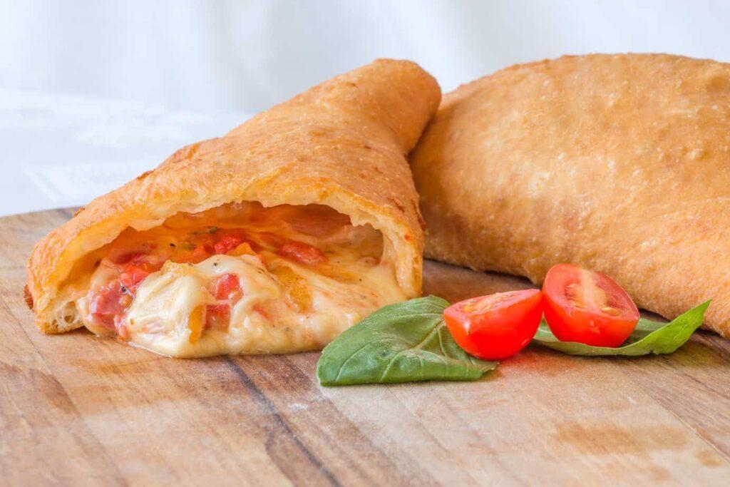 panzerotti street food in europe