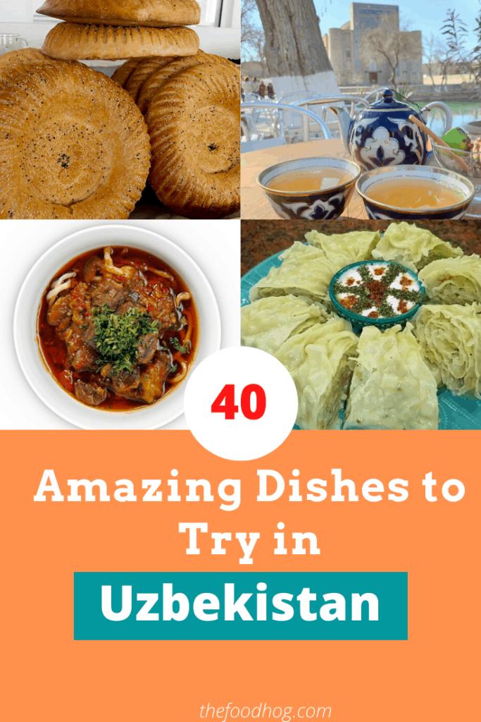 food in uzbekistan