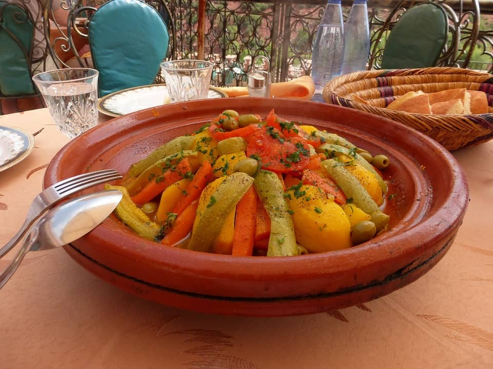 maroccan food