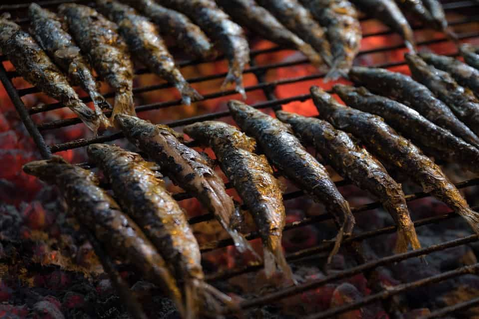 spicy sardines