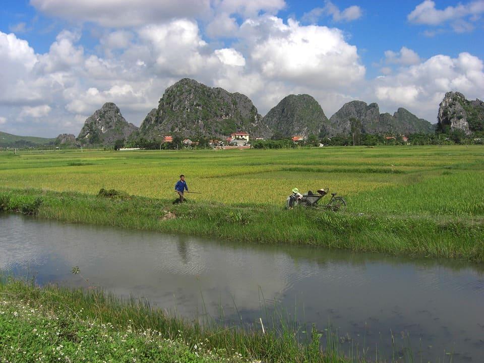 vietnam rural