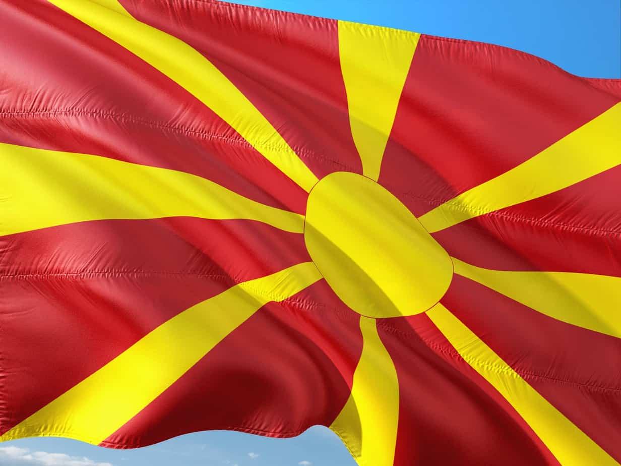 Macedonian food