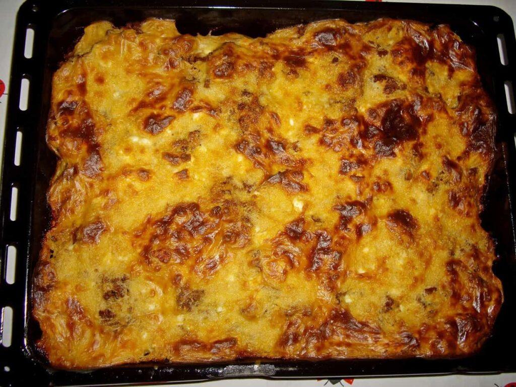 musaka macedonian food