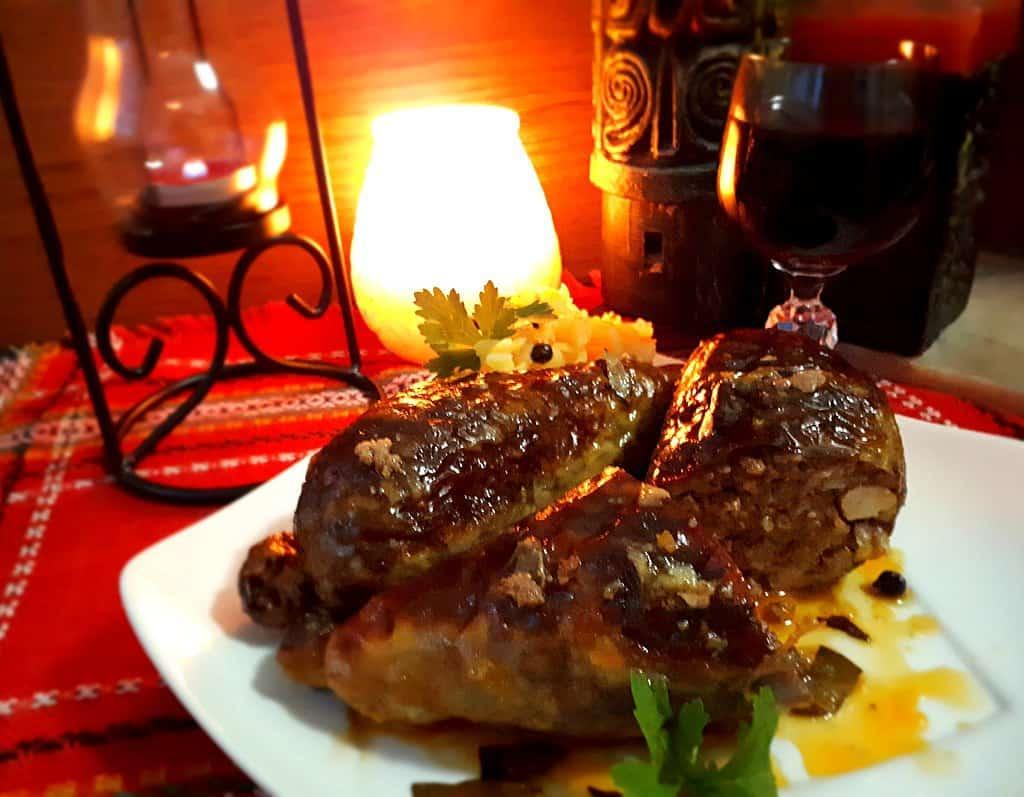 shirden macedonian food