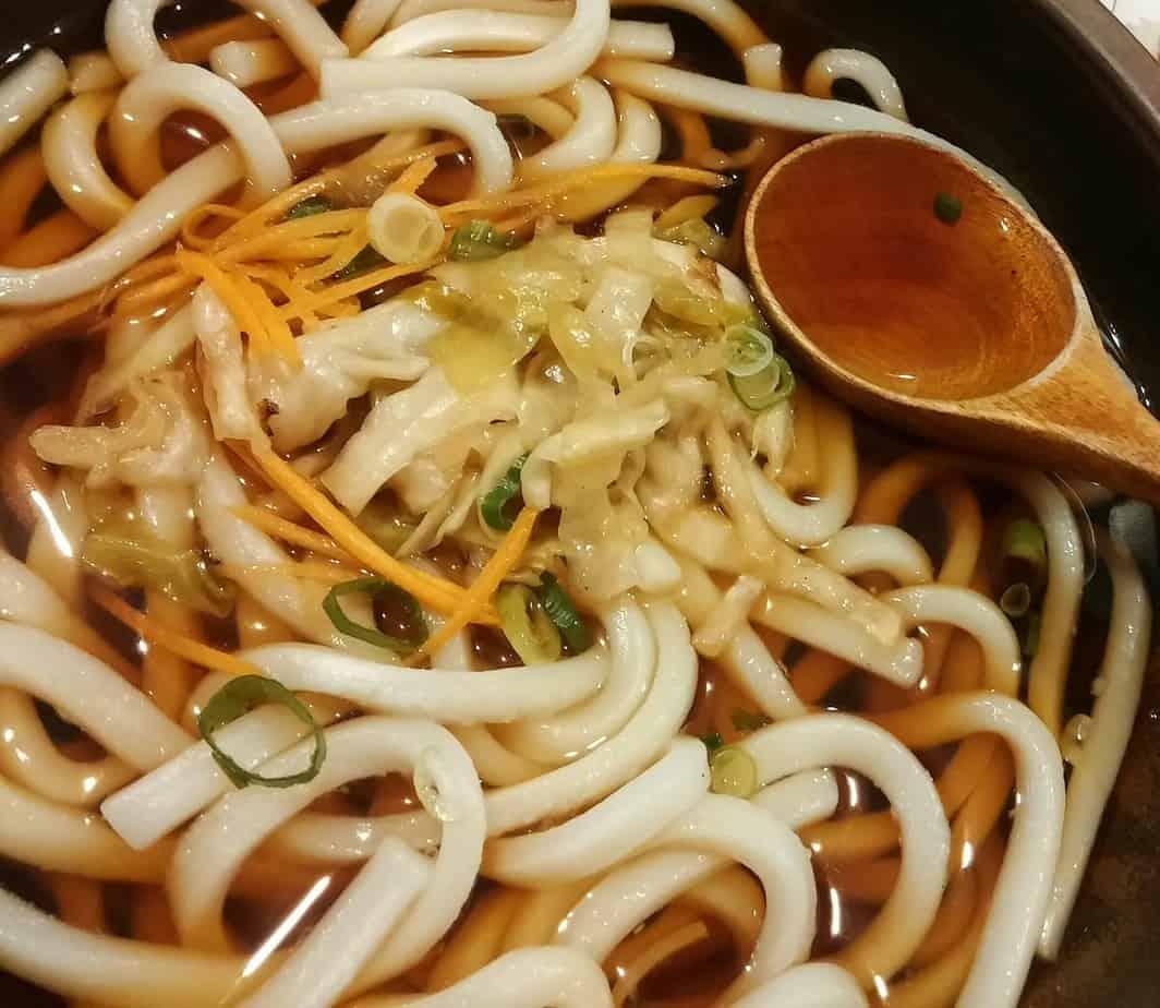 udon noodles recipe