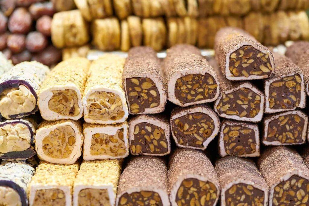 turkish desserts burma
