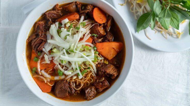 laghman noodles recipe