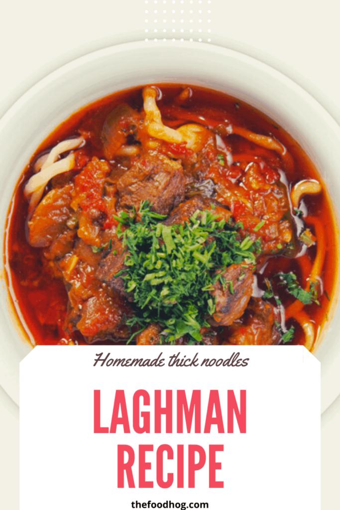 laghman recipe