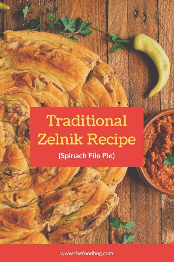 zelnik recipe