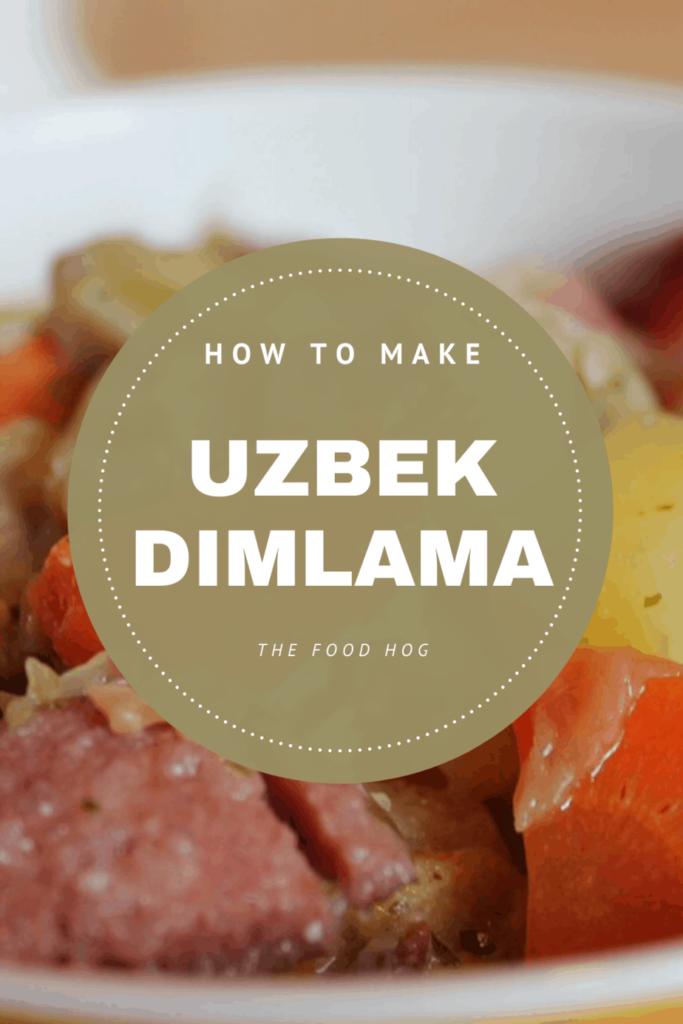 dimlama recipe