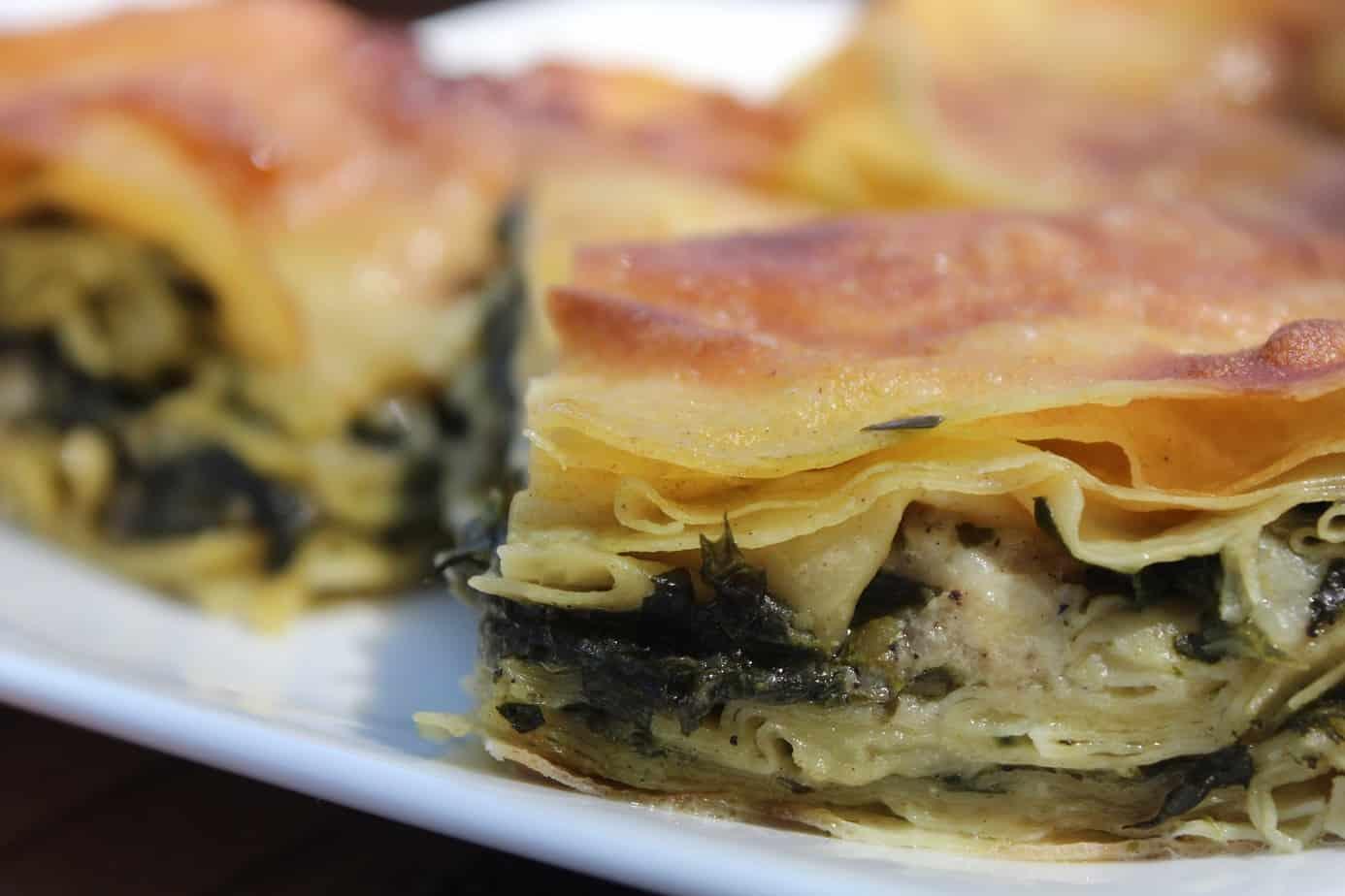 Zelnik Recipe- an Irreplaceable Part of Macedonian Cuisine