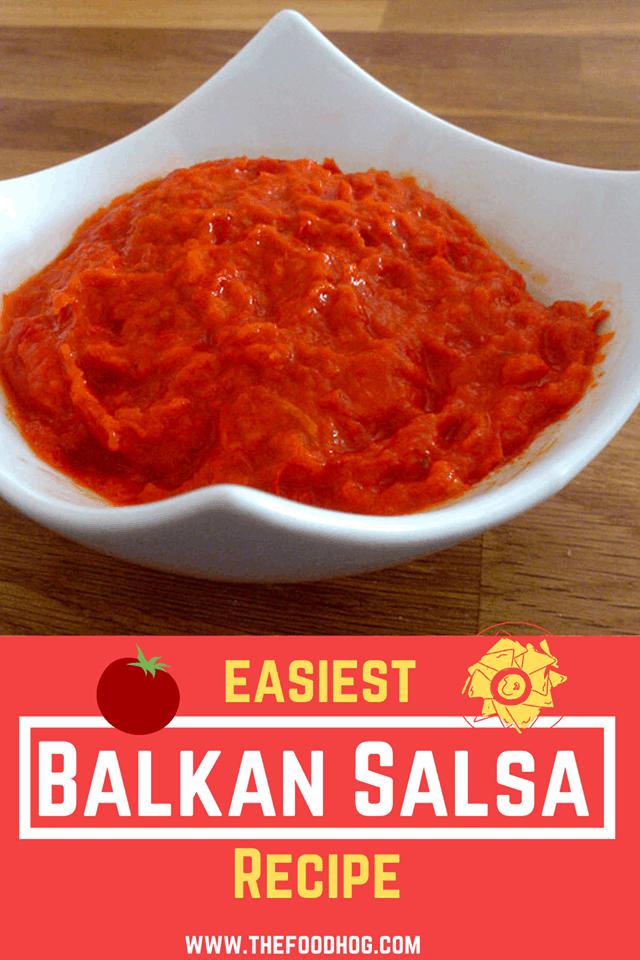 pindjur balkan salsa