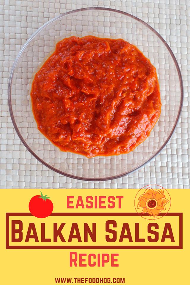 pindjur recipe balkan salsa