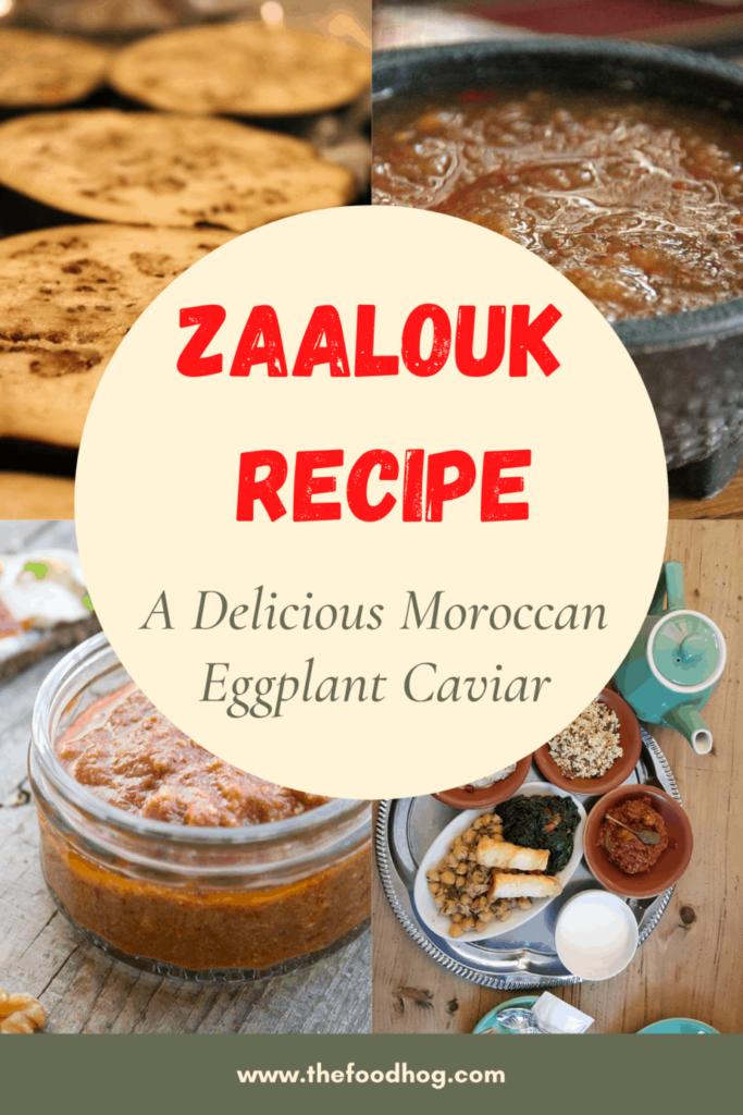 zaalouk recipe