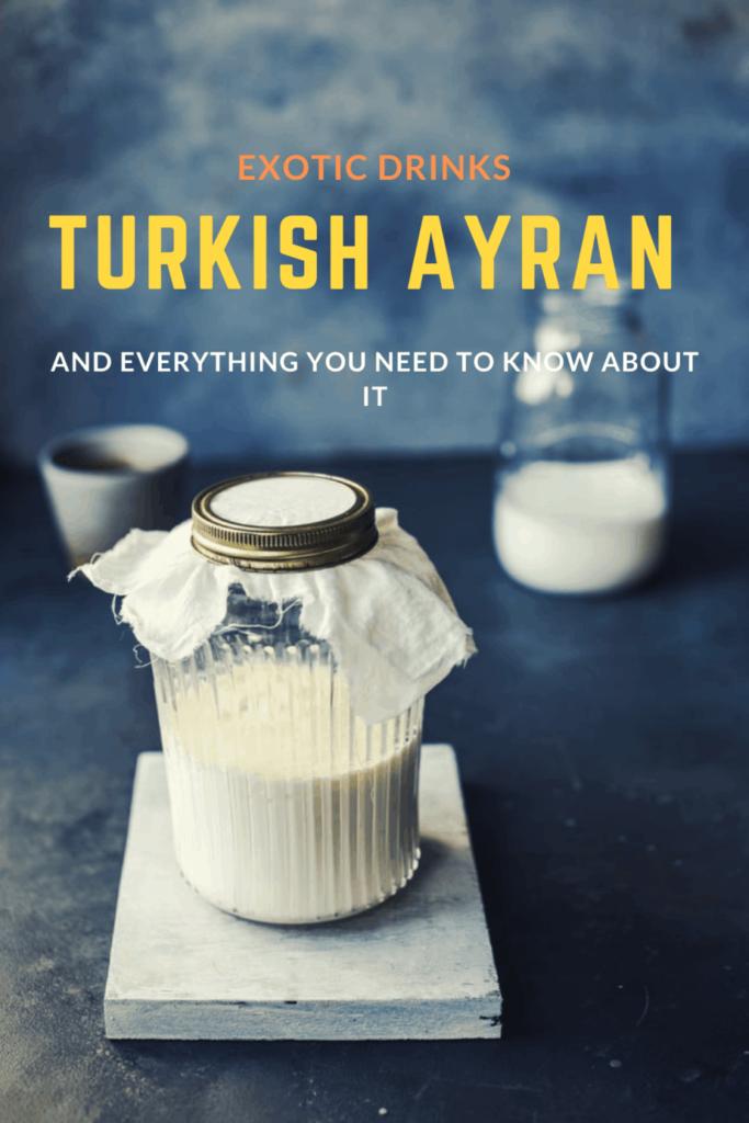 turkish ayran