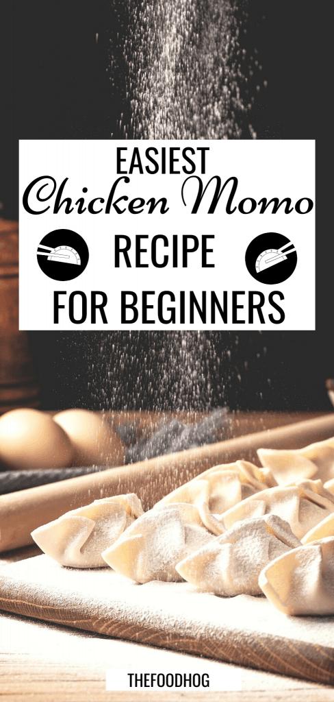chicken momos recipe