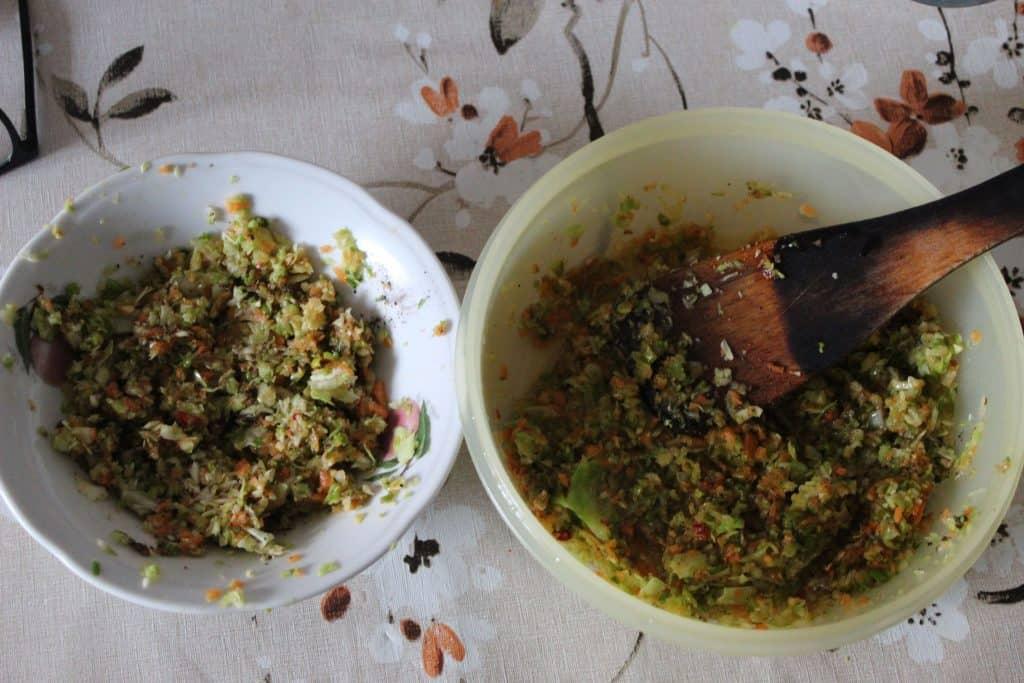 vegetarian momos recipe