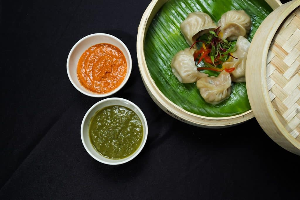 pork momos recipe