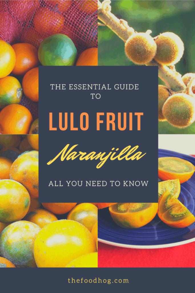 lulo fruit
