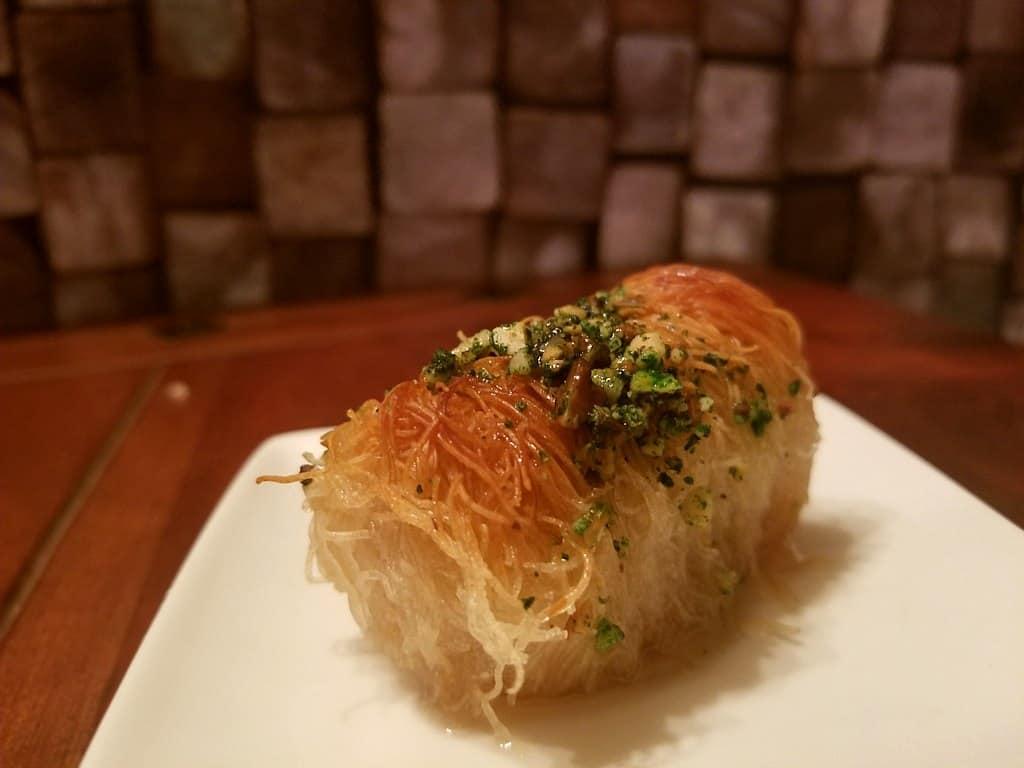 kadaif recipe